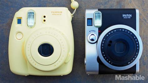 Fujifilm Instax Mini 90 fujifilm instax mini 90 the instant gets an