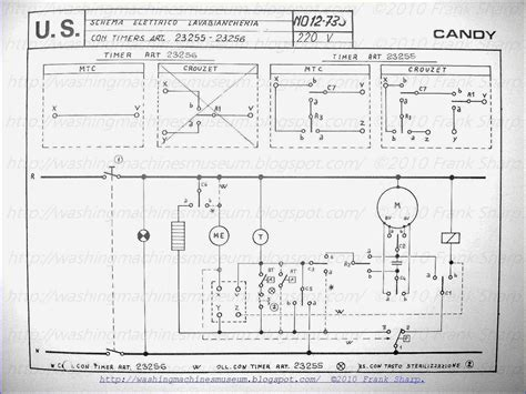 Whirlpool Washing Machine Timer Wiring Diagram Periodic