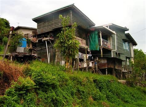 Spanish Houses Malaysia Borneo Houses In Sandakan