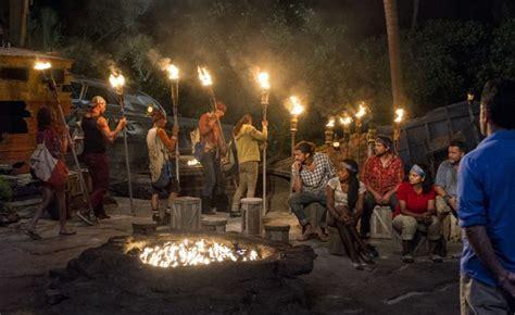 survivor    nights tribal council shocker