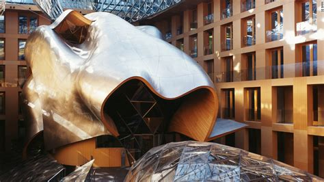 dz bank frank gehry the world s coolest offices