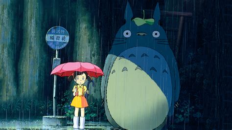 totoro anime wallpapers pixelstalknet