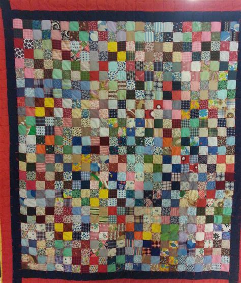 History Of Patchwork - patchwork of history
