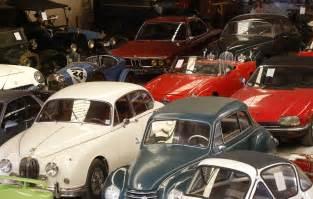 garage des vieilles anglaises les voitures de collection un bon placement l argus