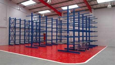 Cantilever Racking Second by Warehouse Racking Storage Concepts