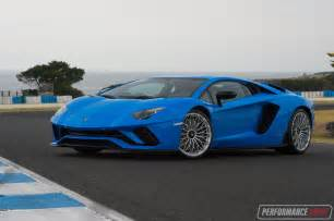 2017 lamborghini aventador s review australian launch