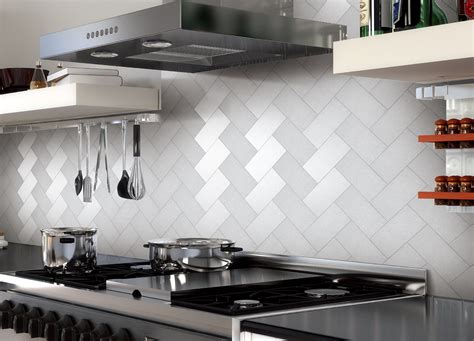 kitchen with stainless steel backsplash stainless steel backsplash tiles the tile home guide