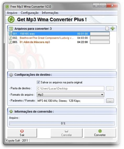 download mp3 converter baixaki free mp3 wma converter download