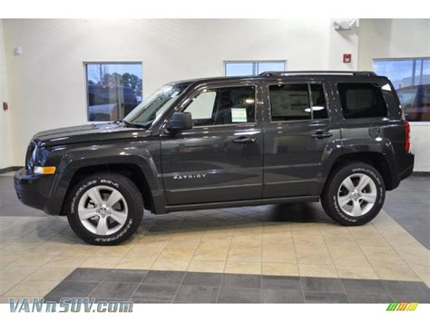 jeep patriot grey 2011 jeep patriot sport in dark charcoal pearl 118676