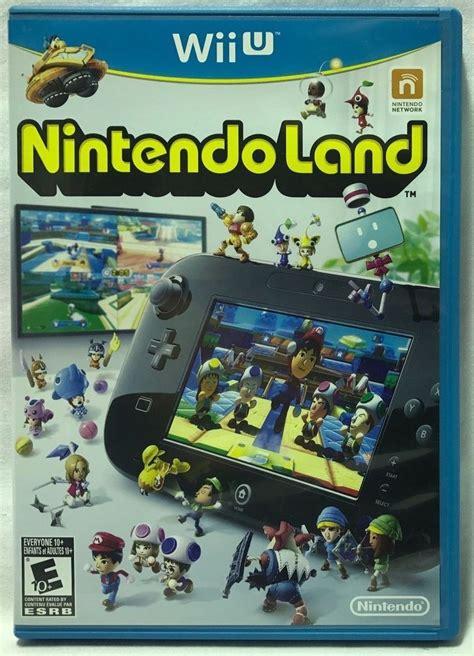 Nintendo Land Wii Bekas 56 best images on videogames