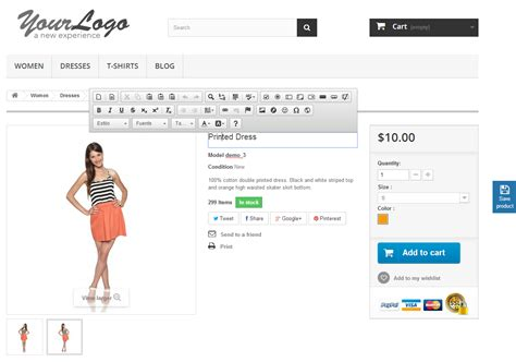 bootstrap visual layout editor product inline editor visual bootstrap by prestanitro