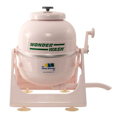 the wonderwash washing machine the laundry alternative