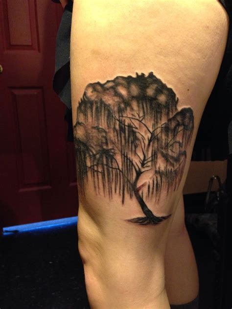 weeping willow tree tattoo designs 17 best ideas about willow tree tattoos on