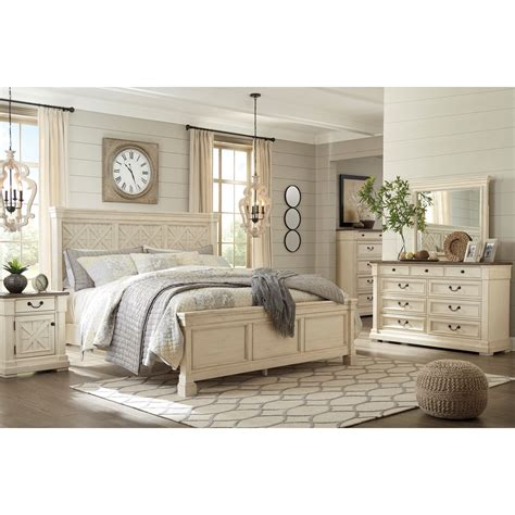 Bolanburg Bedroom Set by Signature Design By Bolanburg Bedroom