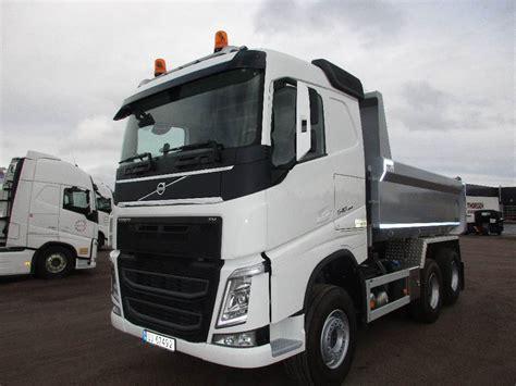 volvo sa trucks volvo fh540 6x4 vds krypgir og l 248 fteaksel tipper trucks