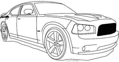 coloring pages of dodge cars dodge charger coloring pages 01 coloring pages