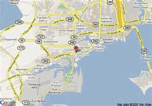 pensacola florida map suburban extended stay pensacola pensacola deals see