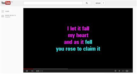membuat youtube fullscreen 6 situs keren untuk bermain karaoke online teknohere com