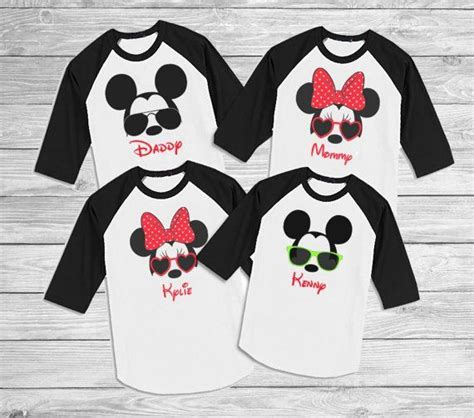 Tshirt My Trip 25 25 best ideas about disney family shirts on