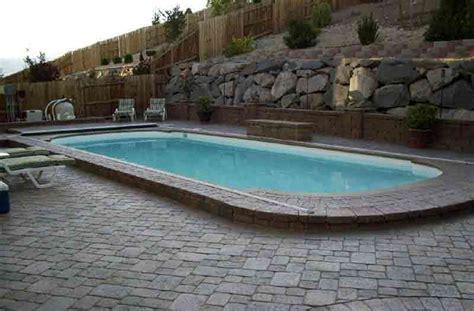 lexington fiberglass pool  blue hawaiian pools