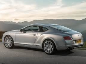 Bentley Four Door Coupe Could Bentley Be Entering The 4 Door Coupe Market