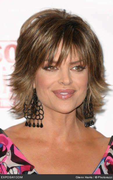 shoulder length straight hairstyles housewife of beverly hill 27 best lisa rinna images on pinterest hairstyles hair