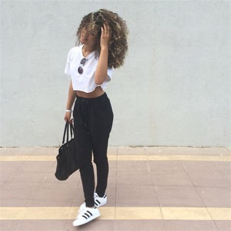 Blouse Nz60915 Blouse Adidas Top shoes adidas black and white blouse top