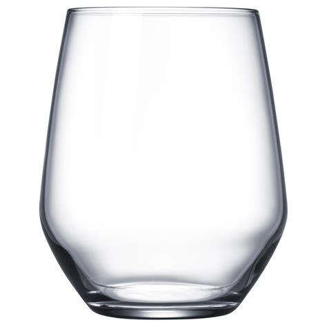 ikea bicchieri vetro ivrig glass clear glass 45 cl ikea