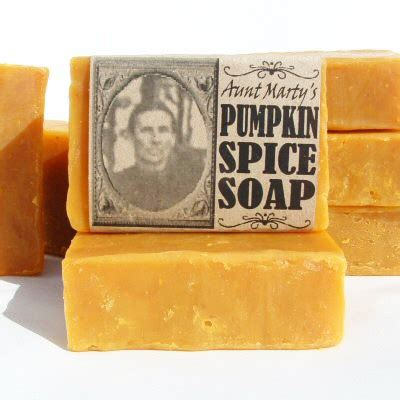 Handmade All Soap - pumpkin pie soap handmade all real pumpkin