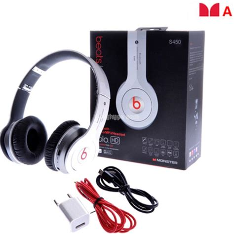 Headset Bluetooth Beats Audio headset bluetooth port micro sd beats s 450 elevenia