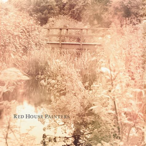 the red house painters red house painters promotional and press on sub pop records