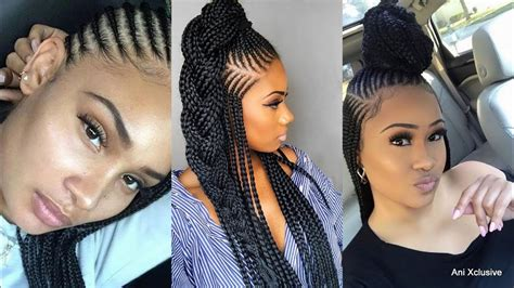 Trendy Straight Up Hairstyles