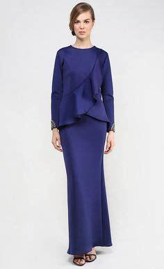 Br8086 Baju Dress Murah Mini Dress Navy baju kurung moden lace minimalis baju raya 2016 fesyen trend terkini fesyen trend terkini