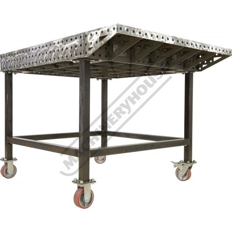 w07838 fb9090 m certiflat fabblock 3d welding table top