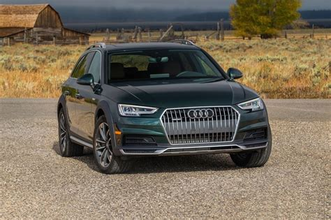 audi a4 wagon for sale 2018 audi a4 allroad wagon pricing for sale edmunds