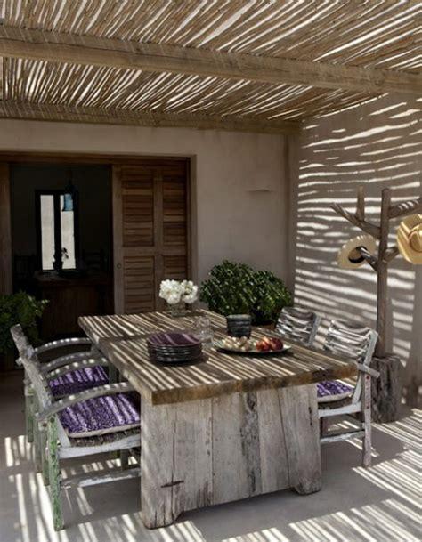 Pergola Terrassenüberdachung Holz by Dekor Terrasse Dach