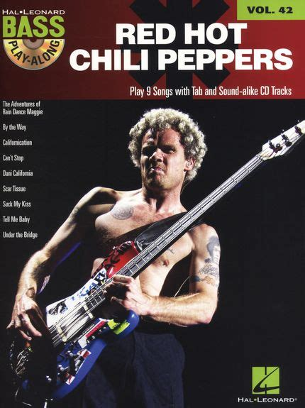 can t stop red hot chili peppers download red hot chili peppers e bass noten mit play along