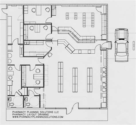 pharmacy design floor plans pharmacy layout by pharmacy planning solutions pharmacy