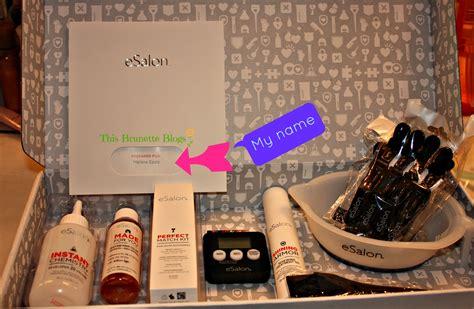 beat boxed hair color reviews 2014 esalon hair color review this brunette blogs