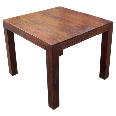 contemporary solid wood dining table kluane contemporary solid wood square dinette dining table