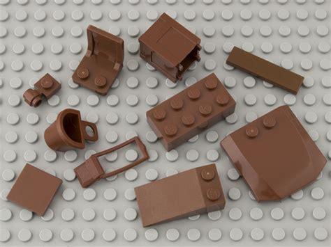 Lego Brown 4624030 lattice 216 3 18 3x8m brickset lego set guide and database