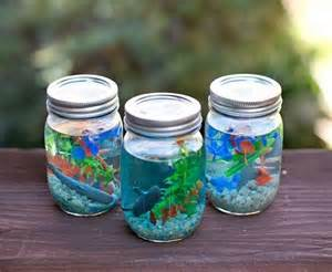 crafts to do with glass jars recycled things image