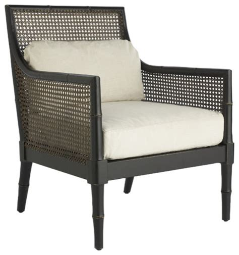 French Colonial Armchair Traditional Armchairs And Accent Chairs By Wisteria