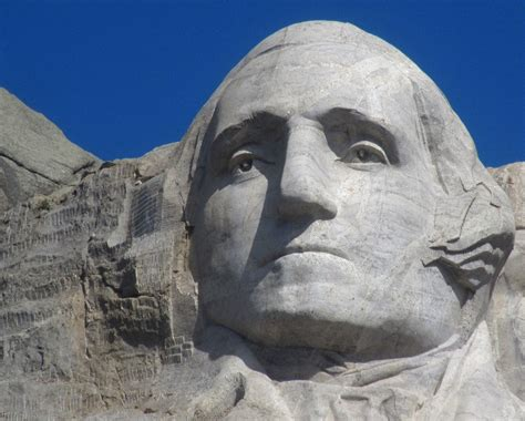 why did george washington create the cabinet life on the open road mount rushmore