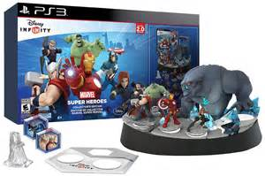 Disniy Infinity Disney Infinity Marvel Heroes Collector Edition