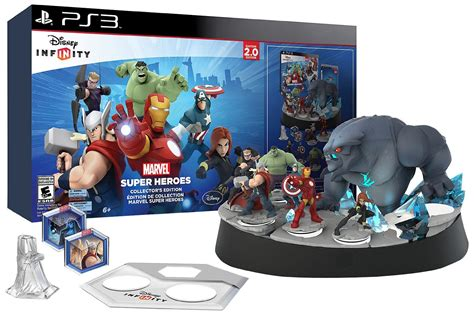 dsney infinity disney infinity marvel heroes collector edition