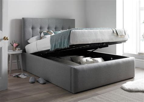 ottoman beds with mattress pimlico upholstered ottoman bed frame only storage beds