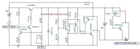 wiring diagram for solar garden lights k