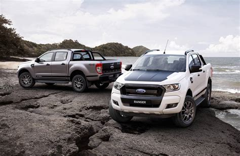 ranger ford 2017 2017 ford ranger fx4 special edition now on sale in