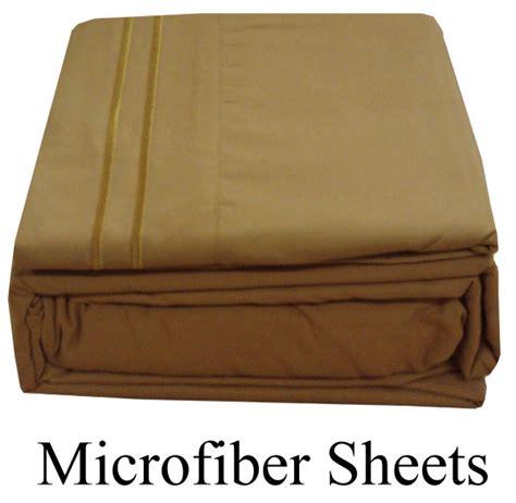 microfiber sheets mocha microfiber sheets size pocket